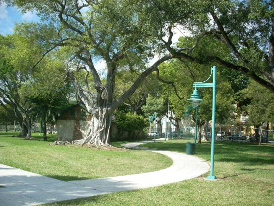 Lummus Park Historic District
