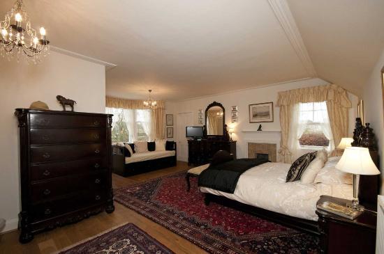 Balmuirfield House Bed and Breakfast: Room 4
