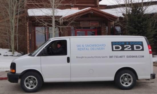 Door 2 Door Ski Rental Delivery: Ski and Snowboard Rental Delivery