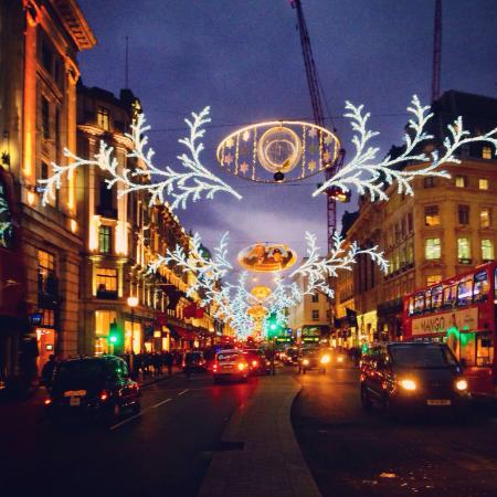 Oxford Street: Lovely place