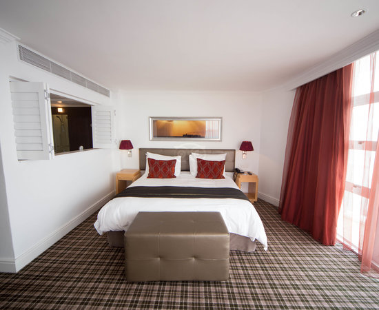 The Two Bedroom Suite at the Radisson Blu Hotel Waterfront, Cape Town