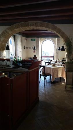 Algilà Ristorante: Restaurante Algilà
