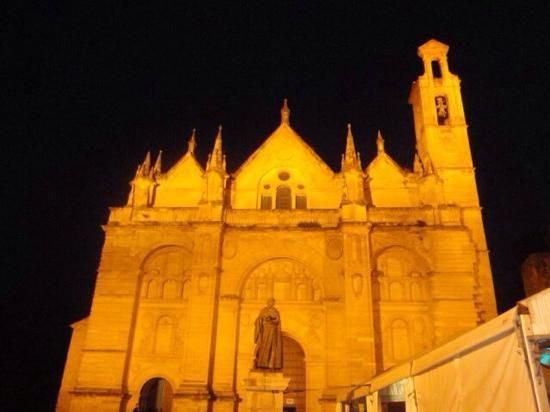 Colegiata de Santa Maria la Mayor : Santa maria la mayor