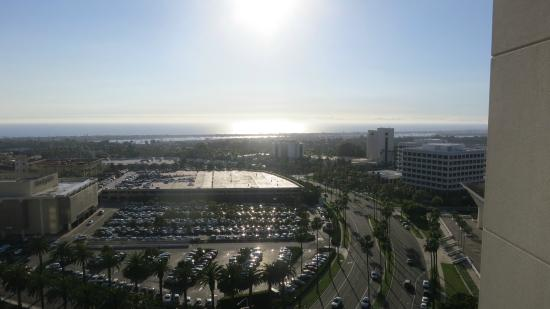 Fashion Island Hotel : Another great view from our room