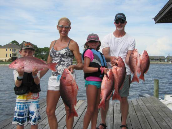 Full Net Fishing Charters