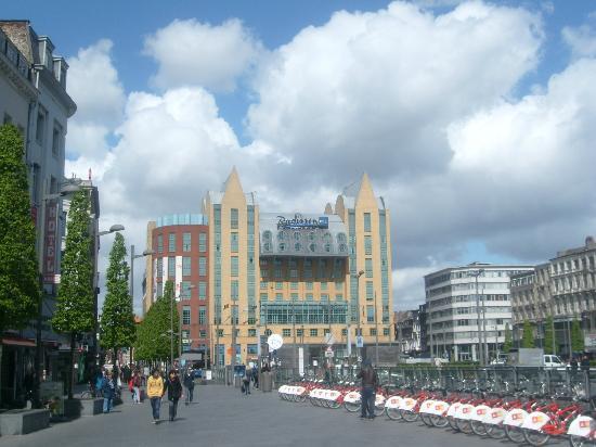 Hilton Hotel Antwerp City Centre