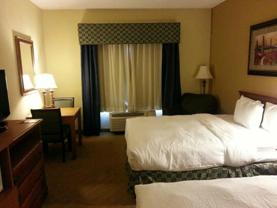 Country Inn & Suites By Carlson, Jacksonville: Sleeping area