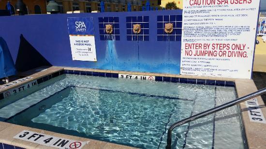 Casa Del Mar Ascend Resort Collection Hot Tub