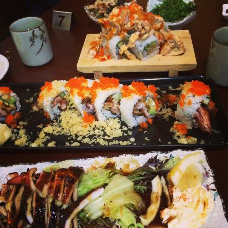 Picture of silver sushi willetton tripadvisor for Asian cuisine willetton