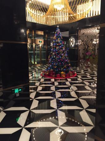 Han Yue Lou Hotel, Nanjing – A Solís Managed Hotel: Feels like Christmas !