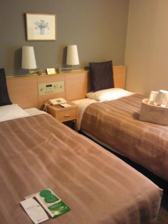 Matsue Excel Hotel Tokyu : Twin Room