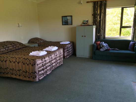 Abel Tasman Stables: Beds