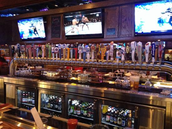 Marvelous Carolina Ale House: Nice Tap Selection!