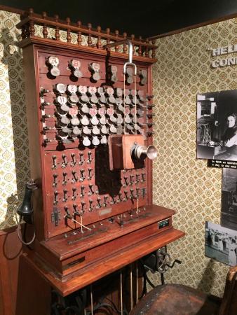 Abilene, KS: One of several switchboards