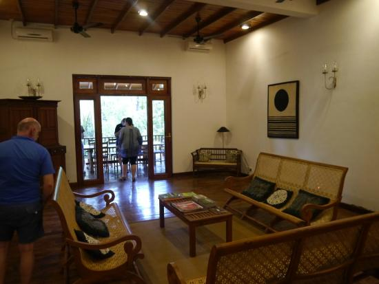 Jim's Farm Villas: common area