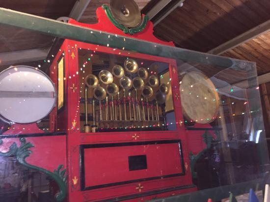 Abilene, KS: Steam organ