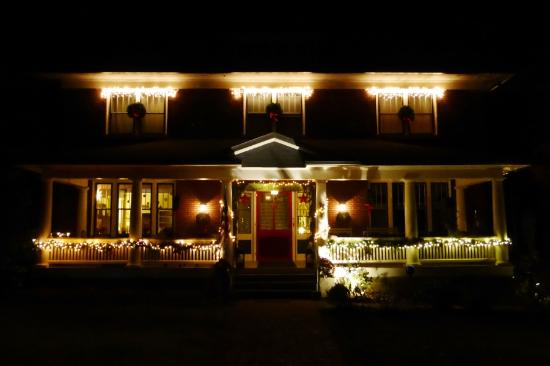 Sweet Biscuit Inn in 2014 Xmas Decor