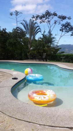 Villa Los Aires/Las Aguas Lodge: crazy views