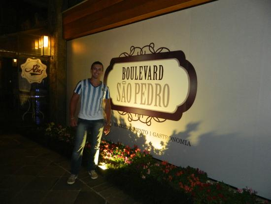 Boulevard São Pedro