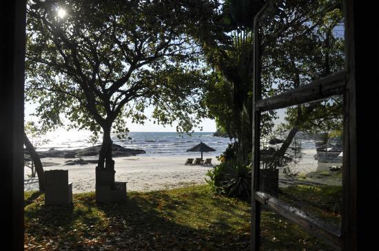 Makuzi Beach Lodge: Gorgeous view!