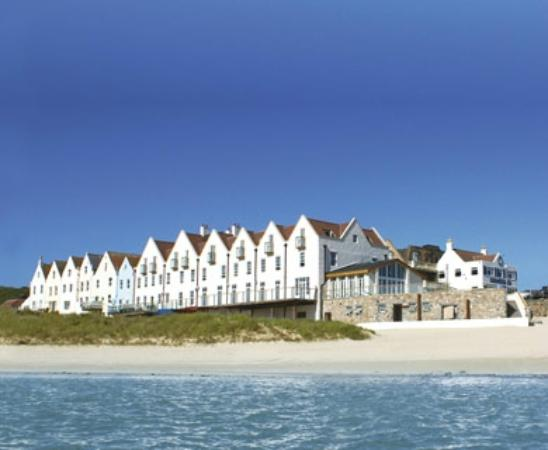 Beautiful Braye Beach Hotel