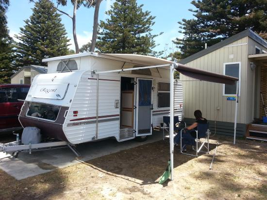 NRMA Victor Harbor Beachfront Holiday Park : Relaxing
