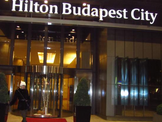 Hilton Budapest City: хилтон