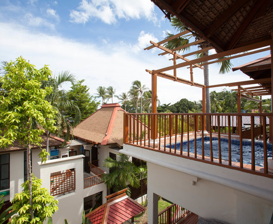 The Briza Beach Resort Samui Plunge Pool Villa