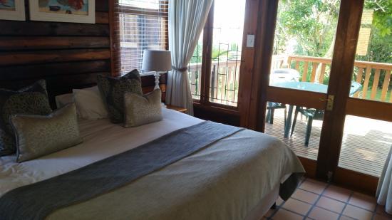 Main Bedroom, Knysna River Club