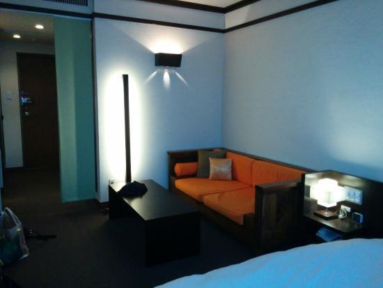 Hotel Grand Vert Kyukaruizawa : Room