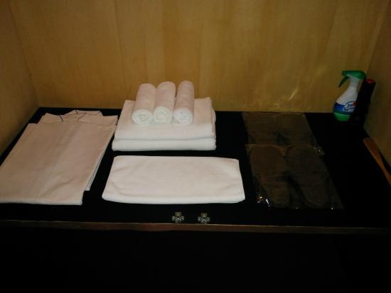 Hotel Grand Vert Kyukaruizawa : Bathroom
