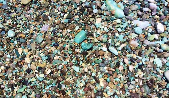 Blue Stone Beach