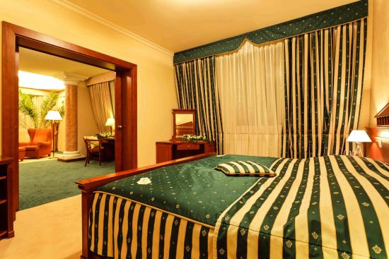 Hotel Olympia: Royal Suite