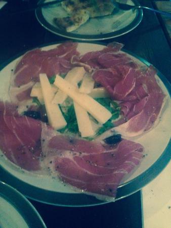 Pizza Boccone : To begin...