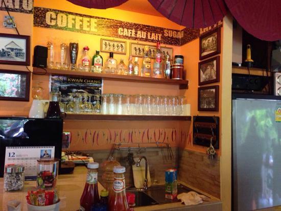 Rock Inn Bailan: Die Bar