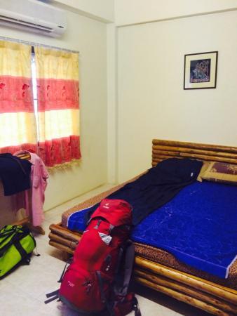 Lanta House : Für den Preis echt top. Waren auf der Suche nach einem zentralen billigen Hostel und sind hier e