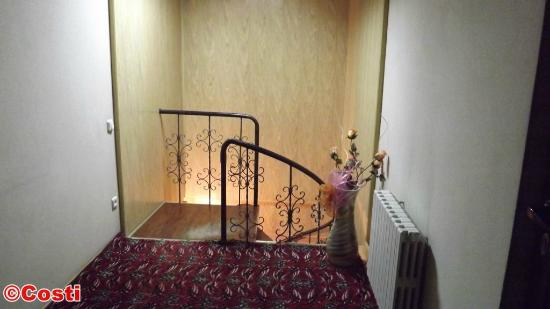 Olimpia Hotel: The 1st floor lobby