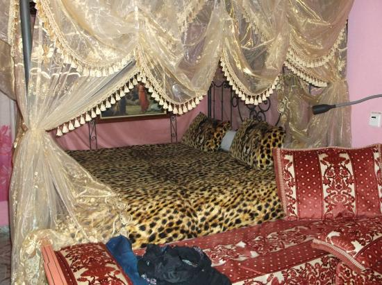 Moroccan House Hotel : Our room