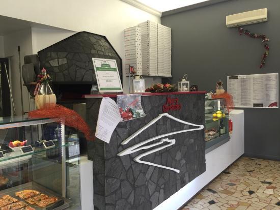Pizzeria Vesù Express: Natale 2014