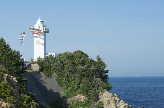 Anorisaki Lighthouse: 灯台の上からの景色は最高です