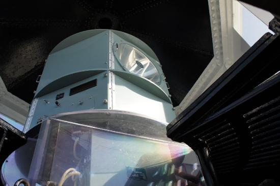 Anorisaki Lighthouse: 灯台内部