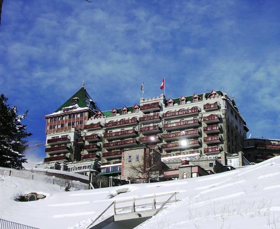 Badrutt's Palace Hotel: Hotel