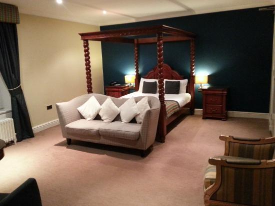 Royal Station Hotel: Room 123