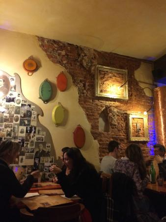 Ricotta & Parmesan: wall decor