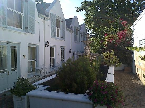 Auberge La Dauphine: The rooms