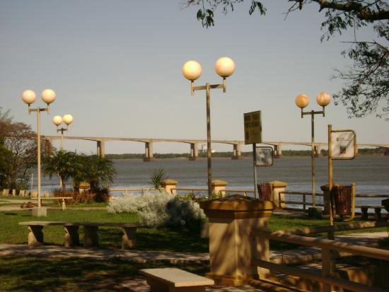 Corrientes, Argentine : Paseo Punta Tacuara