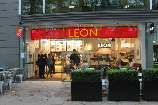 Leon - Tottenham Court Road