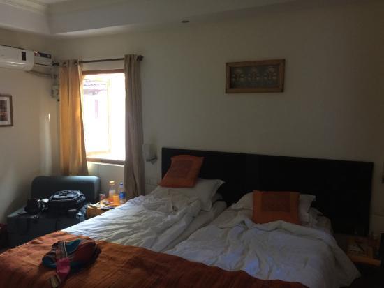 Oceanic Hotel: Deluxe room