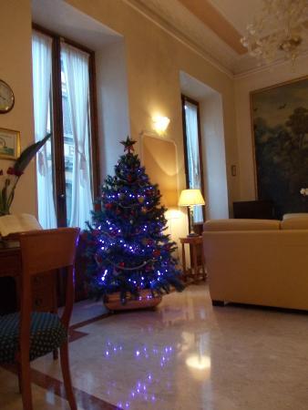 Strozzi Palace Hotel: reception