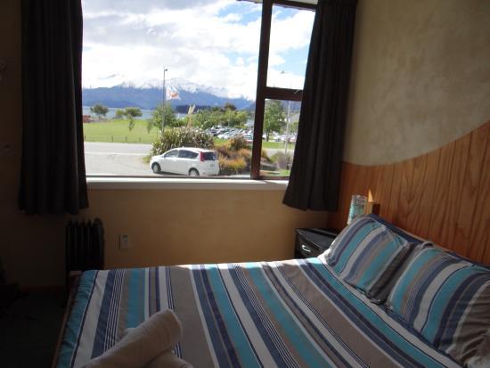 YHA Wanaka : room with a view
